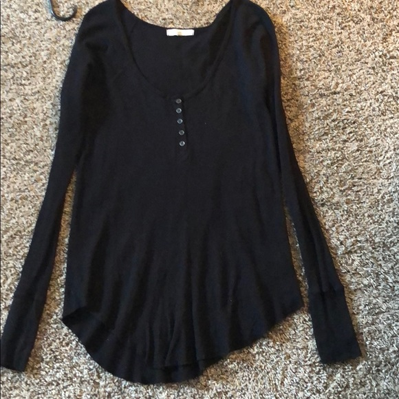 Sweaters - Truly madly deeply scoop neck long sleeve